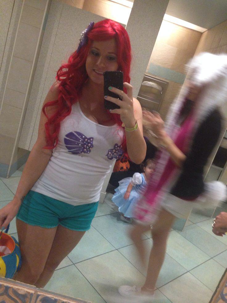 31 best images about Disney Halloween on Pinterest Little mermaid - halloween costumes scary ideas