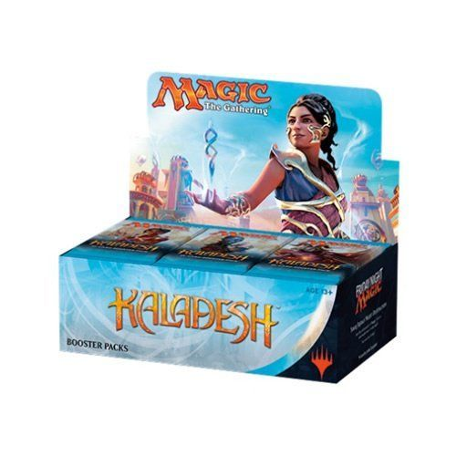 Magic the Gathering  Kaladesh Sealed Booster Box * To view further for this item, visit the image link.