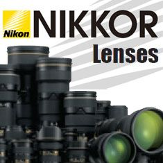 Recommended Nikon lenses and how to choose one