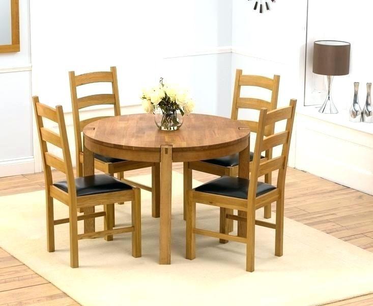 Modern Modern Dining Table Set For 4 Graphics Inspirational Modern Dining Table Set For 4 Or Solid Oak Dining Table Dining Table In Kitchen Round Dining Room