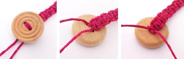 ideas to fasten the bracelet