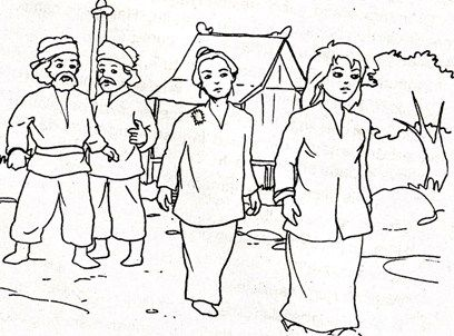 Legenda Raja Anu Syirwan Mengutus Barzawaih Berkelana ke Negeri Hindi