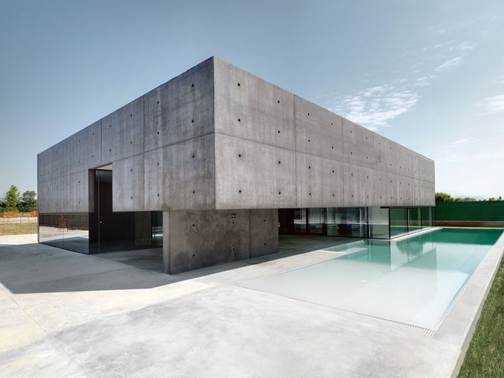 Best Lndscp SWIMMING POOL Images On Pinterest Landscape - Contemporary purity and simplicity pool villa by jm architecture italy