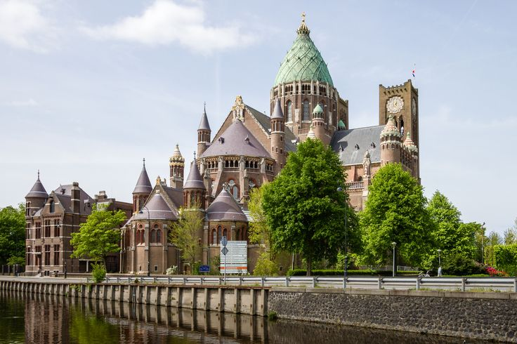 Cathedral of Saint Bavo (1898), Haarlem (NL) | by evb-photography