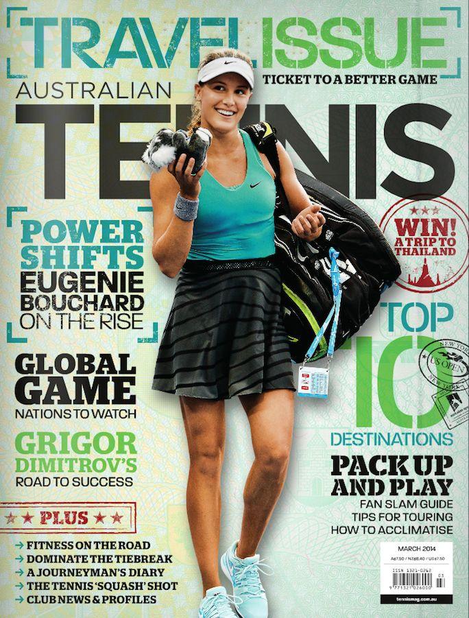 Tennis training on the road.  #tennis #tennistraining #australiantennismagazine