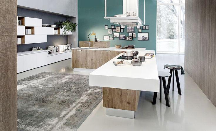 Beautiful Modern Italian Kitchen Cabinets