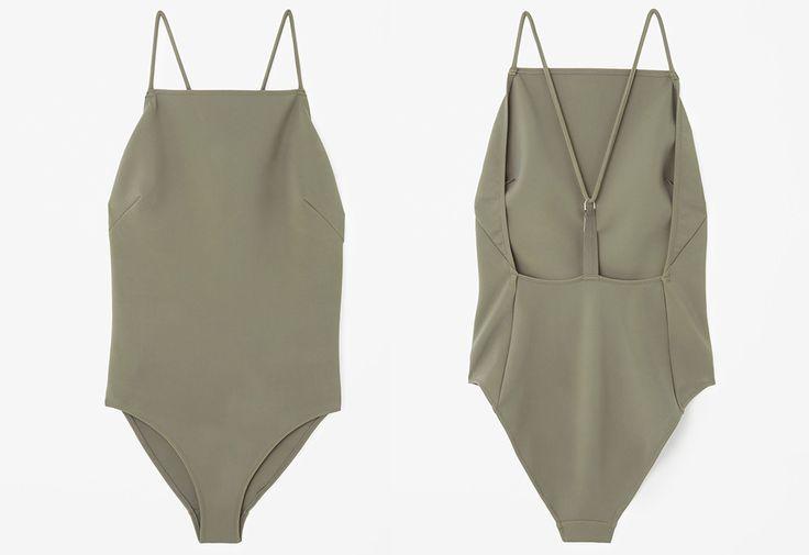 Вещь дня: купальник COS | Мода | Выбор VOGUE | VOGUE