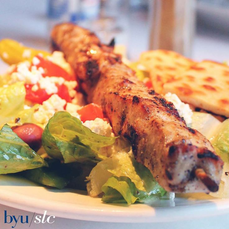 Munchy-Monday SLC Spotlight: Aristo's  Owned by a local Greek family and serves only the best of the best—if you like Greek food this is your place.  224 S 1300 E, Salt Lake City, UT