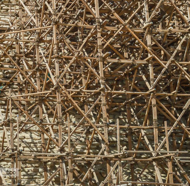 Pyramid Scaffolding by Eleni Mac Synodinos on 500px