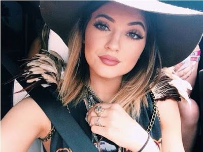 Ash 'n Chang: Kylie Jenner Admits To Cosmetically Enhanced Lips!...