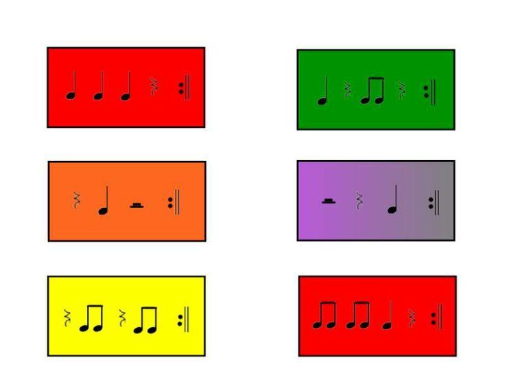 Boomwhacker Rhythm Lesson