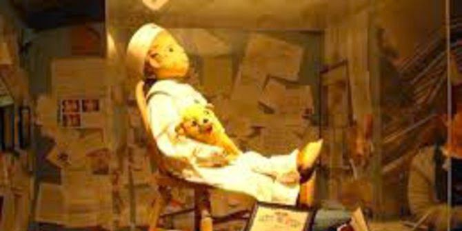 Berita Aneh Unik Keren: 5 Boneka Hantu Paling Seram Di Dunia
