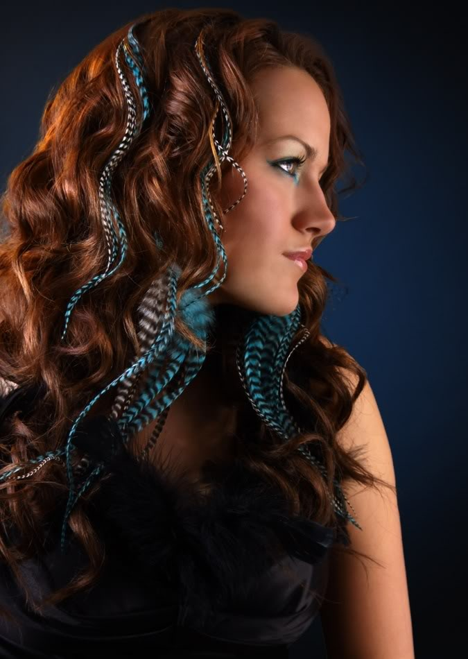 73 best hair feather extensions images on pinterest hair hair feather hair extensions pmusecretfo Image collections