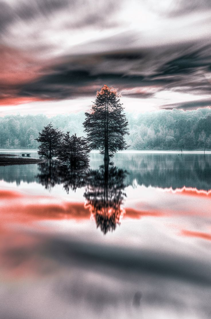 Unreal - Falls Lake, Raleigh