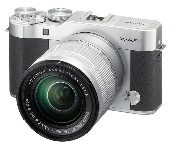 Fujifilm X-A3 - Photo Review