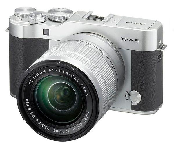 Fujifilm X-A3 - Photo Review