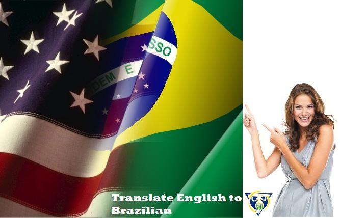 @S4ulanguges professional #EnglishtoPortuguese translation .We perform services of resume translation to Brazilian Portuguese.