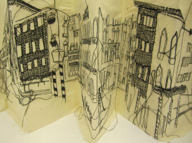 Sketchbook - Harriet Popham Textiles