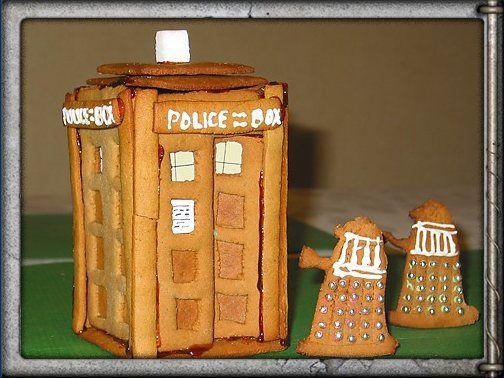 Tardis - Doctor Who - Ki vagy, doki