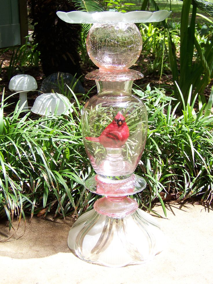 45 Best Images About Pampurrd S Diy Bird Bath Feeders On