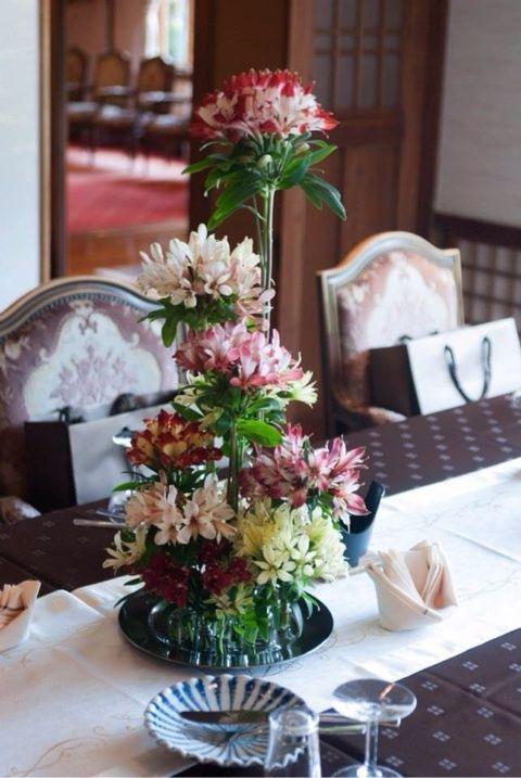 Alstromeria arrangement