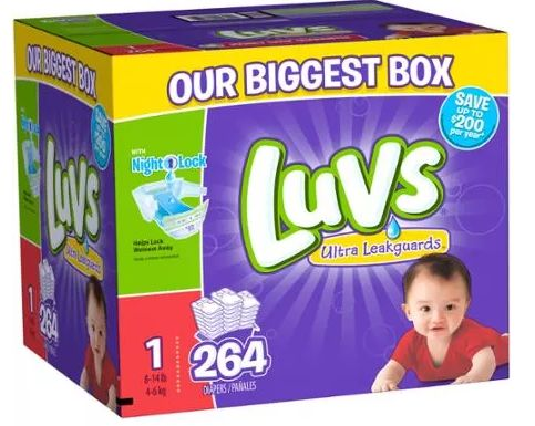 COUPON FOR DIAPERS