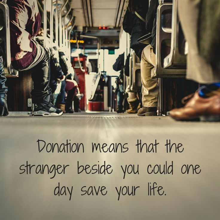 Organ and Tissue Donation Blog℠: Donation means