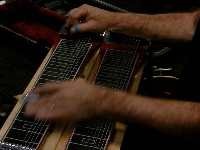 LUCKY OCEANS PEDAL STEEL by Billie Reid Music, via Flickr