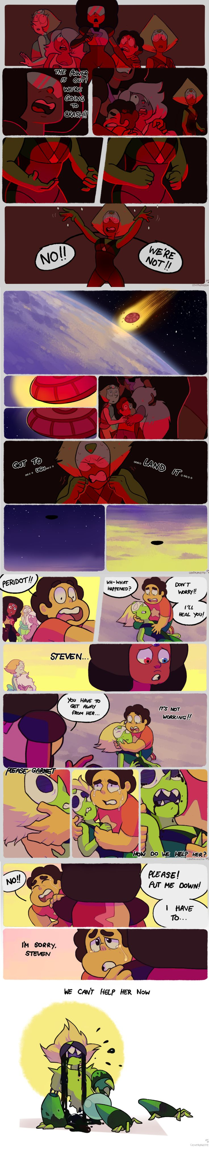 I swear to god Rebecca Sugar, this better not happen