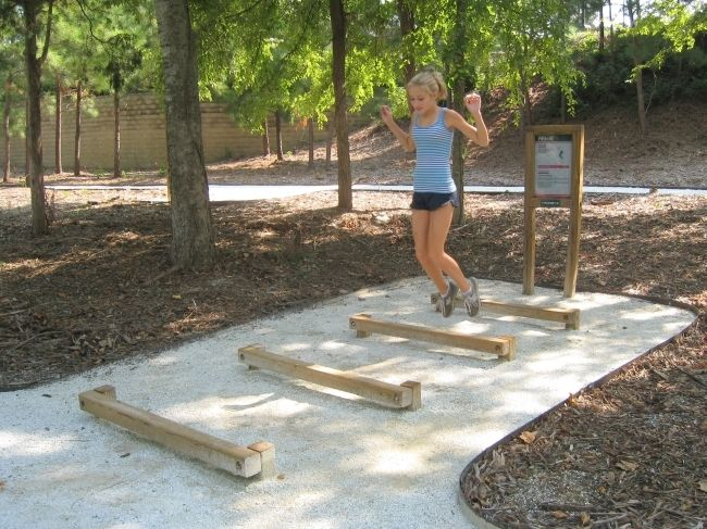 1000 Images About DIY Fitness Trail On Pinterest