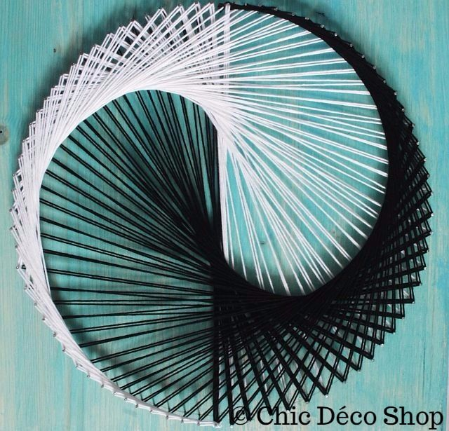String art by Chic Deco Shop