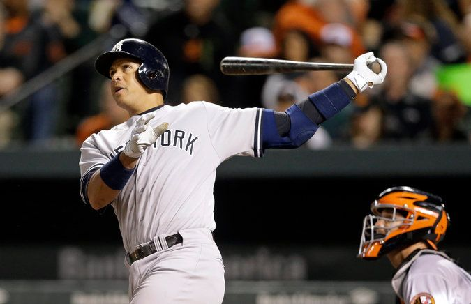 Alex Rodriguez is nearing fourth place on baseball's career home run list, two behind Willie Mays's 660 | Alex Rodriguez's Home Run Chase? Don't Remind the Yankees - NYTimes.com