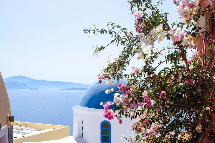 Santorini, Oia