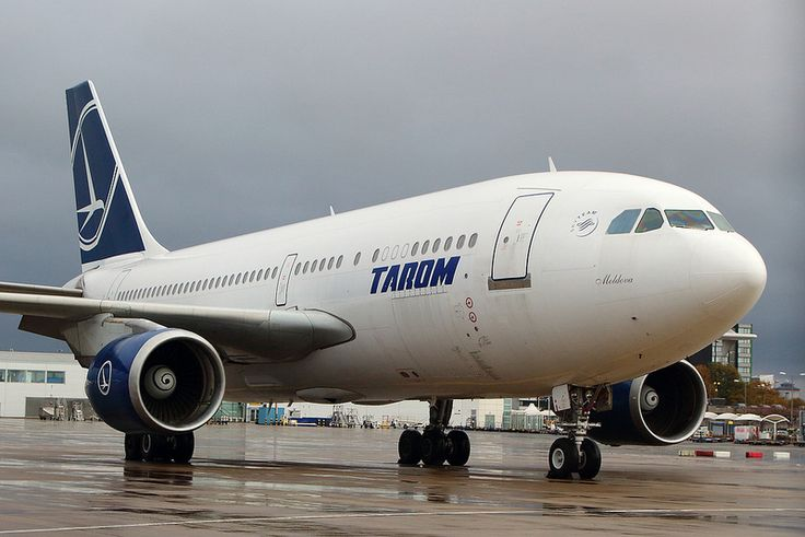 Romanian Airlines-TAROM A310