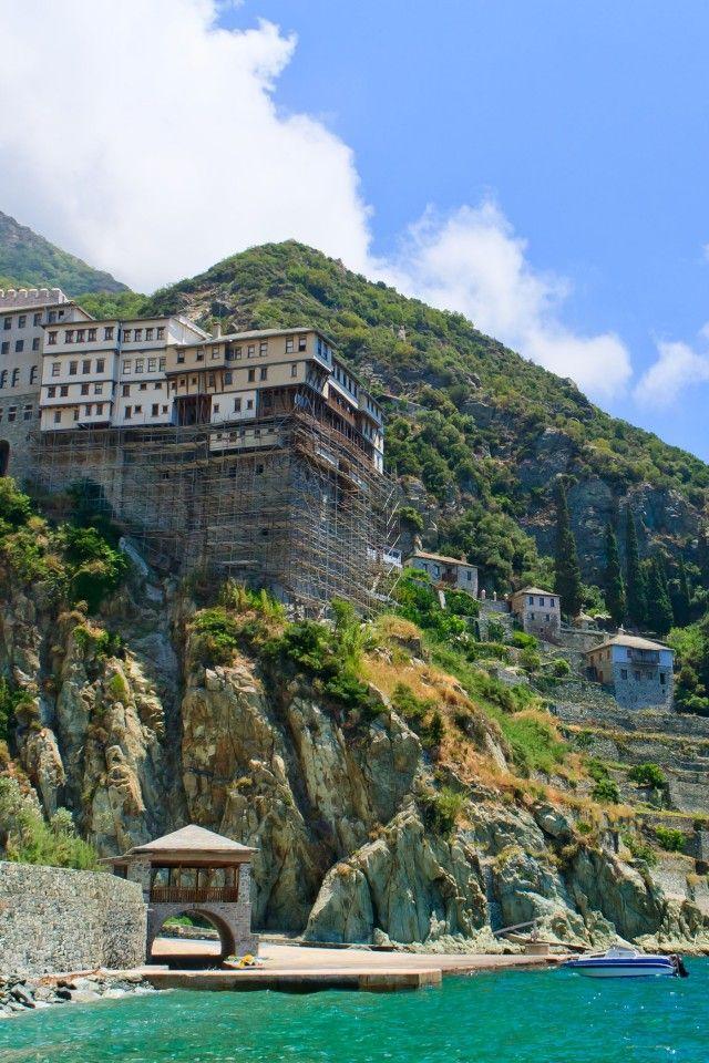 Mount Athos | Dionisiou Monastery Mount Athos, Greece