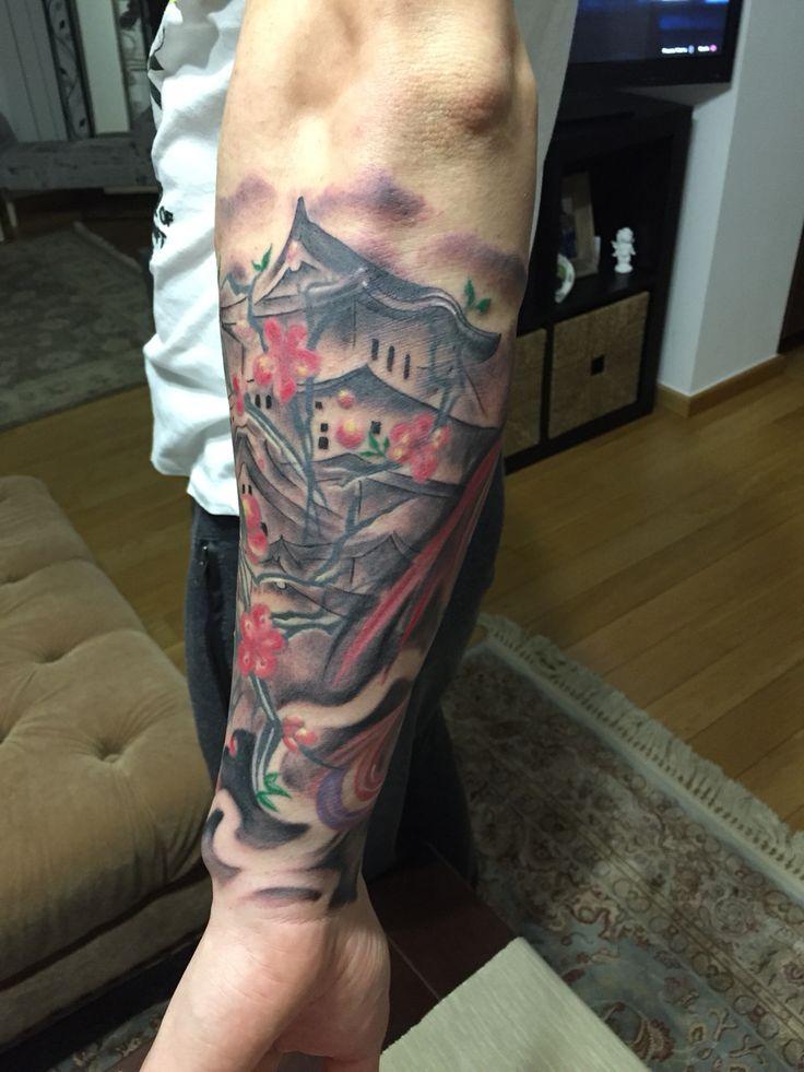 My arm tattoo