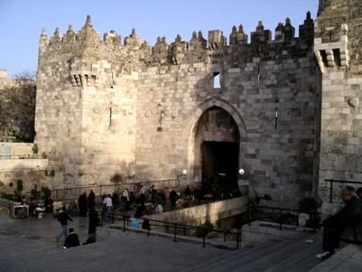 """The 10thof Nisan (Aviv) – Yahshua Arrives in Jerusalem as a King of the House of David - They shouted, """"Hosanna in the Highest! Blessed is He who comes in the Name of our Lord! Blessed be the kingdom of our father David that is coming! Hosanna in the Highest!""""Jumping in gleetheythrew off their cloaks, so that themessiah could ride overon agarment-laden path. Yes, said theZealots, this is our man! We havesealed the perimeters of the city, and therevolt is ripe to take the cityin…"""