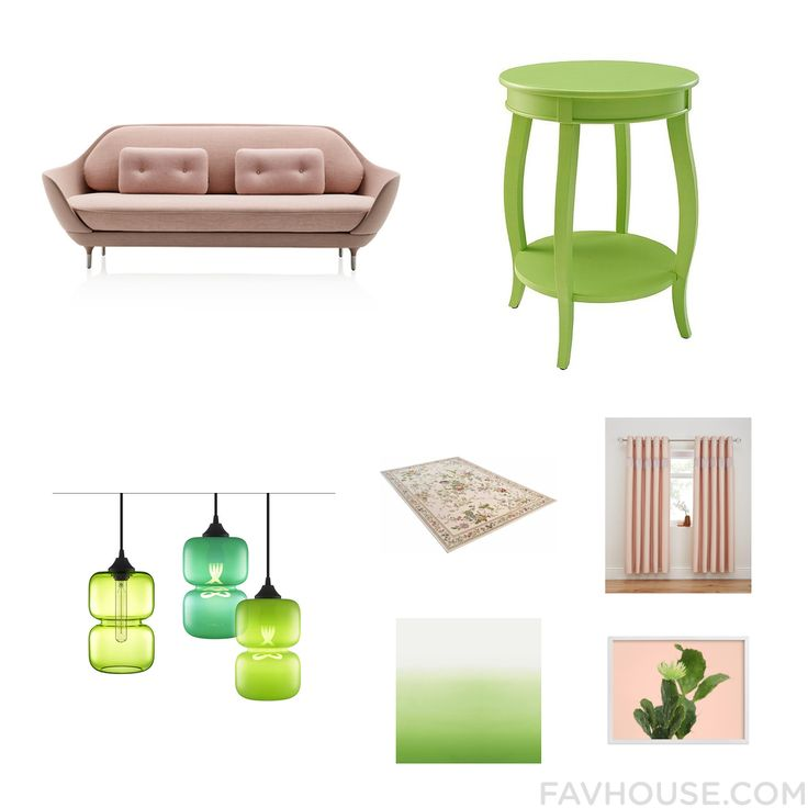 Design Tips With Sofa Lime Green Furniture Lighting And Flatweave Rug From December 2016 #home #decor