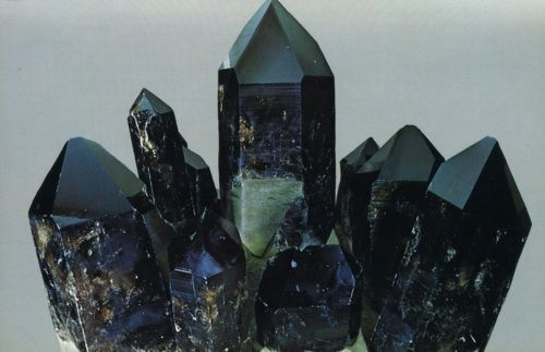 .Inspiration, Black Magic, Nature, The Dark Crystals, Gem, Stones, Black Crystals, Rocks, Minerals
