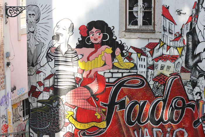 Eating in Lisbon, Portugal
