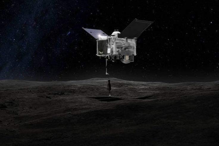 Sonda OSIRIS-Rex odletí tento štvrtok k tristotisíc kilometrov vzdialenému asteroidu Bennu.