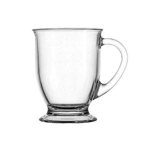 I am in LOVE with clear coffee mugs!!!