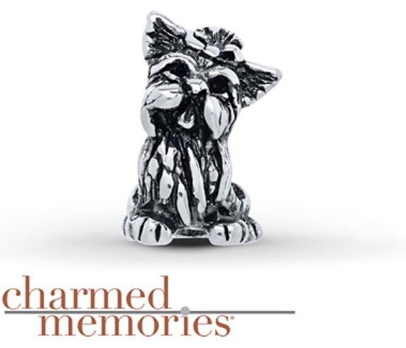 Yorkshire Terrier Charm I Have A Pandora Bracelet But