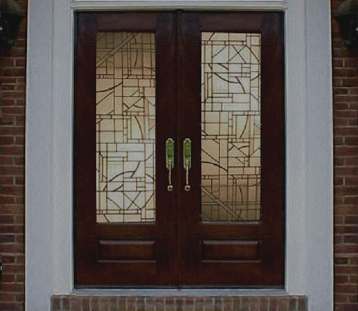 Images Of Glass Double Front Doors For Homes New Front