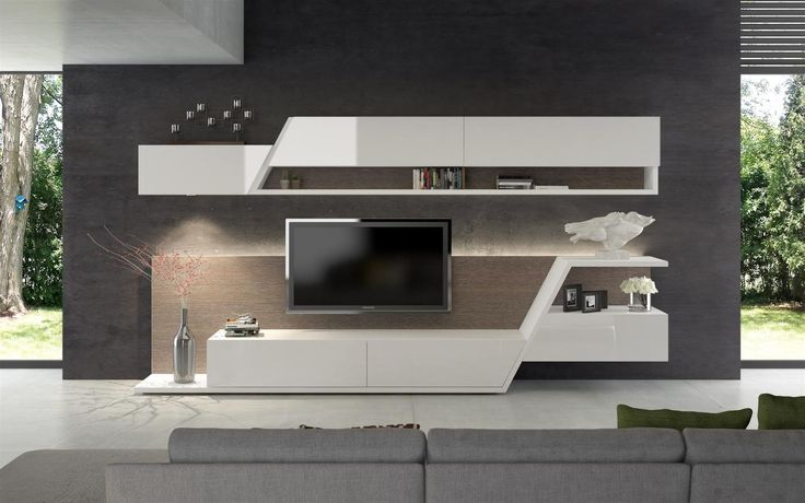 Best 25 tv wall units ideas on pinterest tv cabinets for Mobilya parete attrezzata