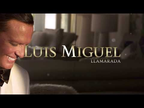 Luis Miguel - Llamarada (Lyric Video) - YouTube