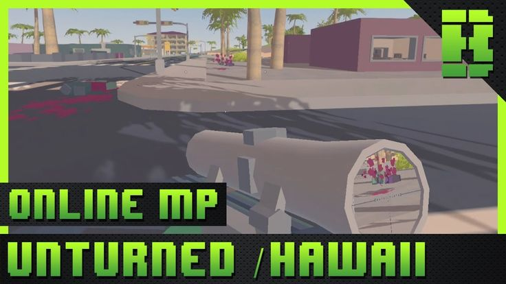 """@Nintendo #NintendoSwitch #GameConsole #Review #GamingHardware #TechTues  This is some gameplay of Unturned game on the Hawaii map multiplayer pvp.  In this First Iook at the Unturned on the Hawaii map we get some decent gear but do we survive?  Hawaii is a map in Unturned 3 released on February 18 2017. The environment is based upon Island of Hawaiʻi with a multitude of smaller islands circling it. Many underwater locations exist on Hawaii. The map was created by Justin """"Gamez2much"""" Morton…"""