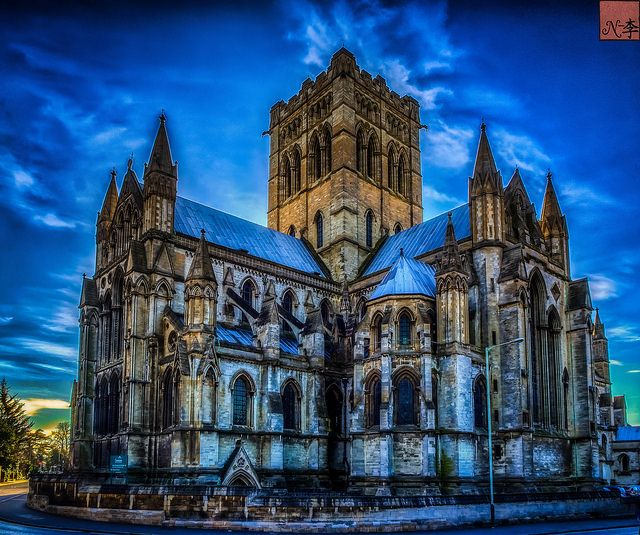 Catholic Cathedral of St John the Baptist, Norwich  (1 of 1) | by Nillllll