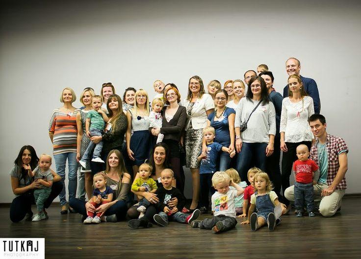 Ogólnopolskie spotkanie blogerek parentingowych - wrzesień 2014.