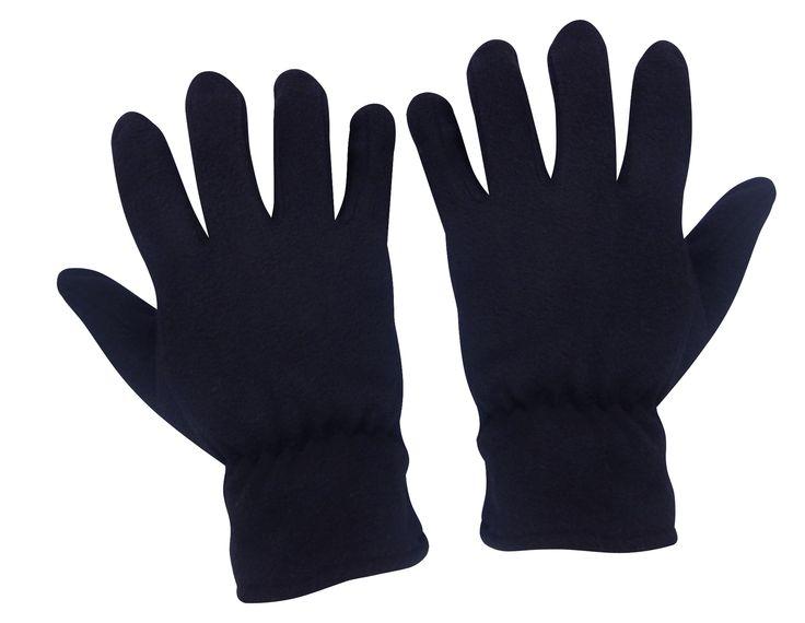 Par de guantes de polar